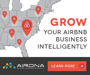 airdna airbnb data